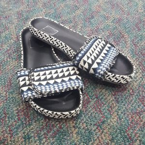 Dolce Vita from Target Woven Slides